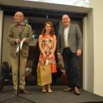 Petra Schneider with Wayne Hemingway & Steve Mulheron